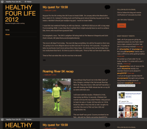 HealthyFourLife2012