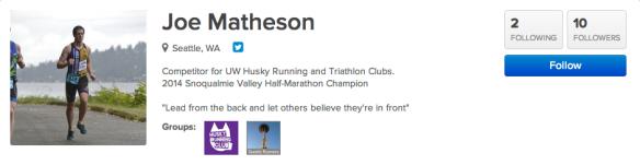 Joe Matheson